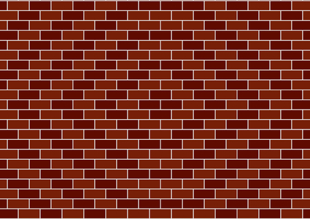 brickwalls: Brick wall abstract vector design