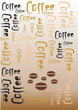 Wallpaper for coffee photo