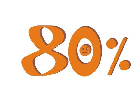 achtzig: Achtzig Prozent