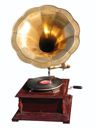 phonograph: device for playing phonograph records