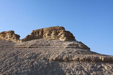 aeration: Aeration of cretaceous breeds around the Dead Sea