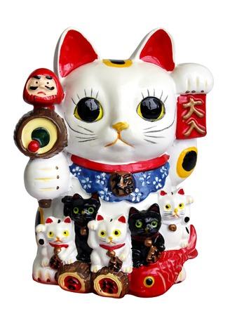 talisman: Chinese Cat - a talisman for prosperity