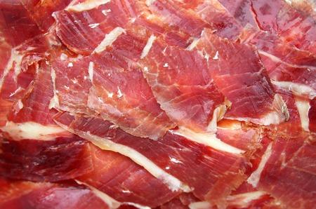 delicadeza: Espa�ol jamon delicadeza - finas rodajas de carne de cerdo seca