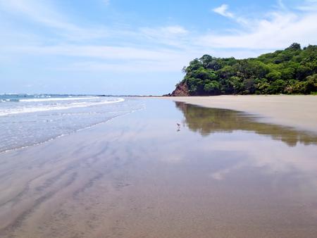playa: Playa Samara in Costa Rica on the Pacific coast
