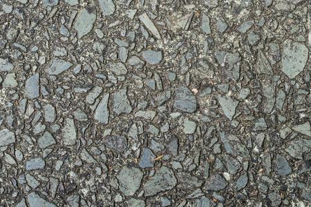 pepples: Stony surface from above I Stock Photo