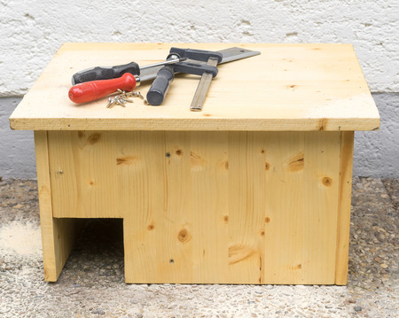 Do it yourself hedgehog shelter with tools