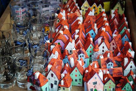 tallin: A gift shop in Tallin, Estonia