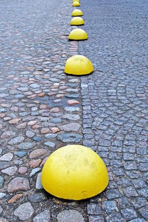 hemisphere: A few yellow hemisphere limiters