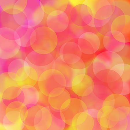 colores calidos: Un desenfoque de fondo en colores cálidos Foto de archivo