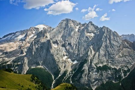 montagne rocciose in  Trentino -  Alto Adige