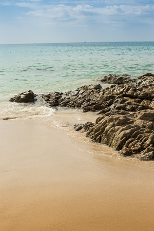 powe: Patong beach in Koh Phuket island Thailand