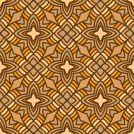 broun: Seamless pattern. Broun and sand colors background. Vector illustration.