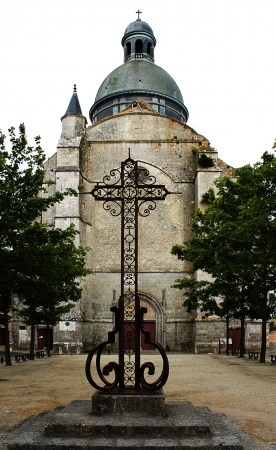 campanille: Old church Stock Photo