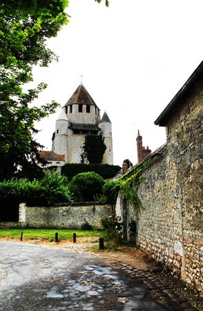 campanille: Provins castle