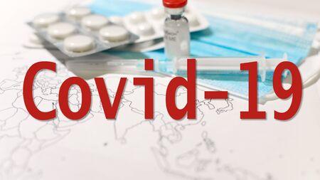 Coronavirus disease named Covid-19. New Coronavirus gets official name from WHO: COVID-19.