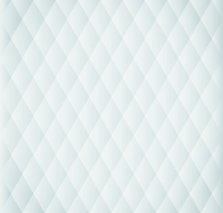 Seamless rhomb black-and-white pattern illustration Stock Photo