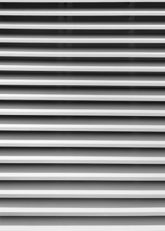 White window blind stripes background or texture