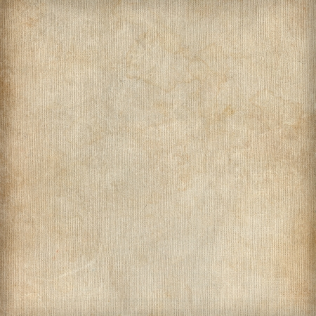Beige dirty paper texture or background Stock Photo