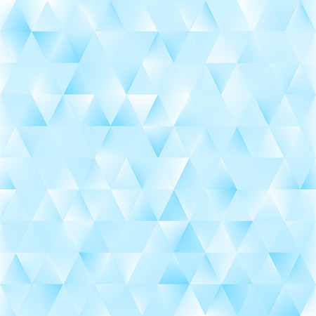Abstract triangle background. Used mesh layers and transparency layers. Vector