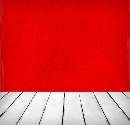 Big square frame in bright red color Zdjęcie Seryjne