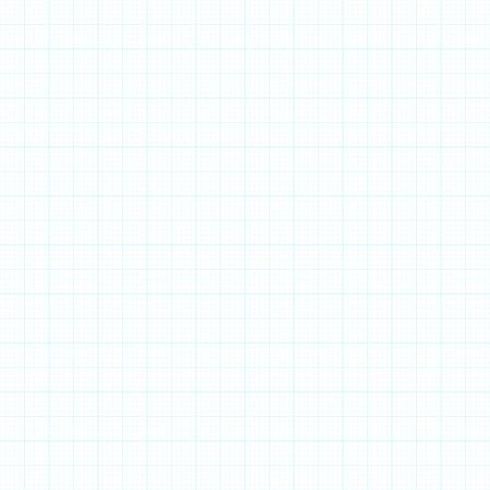 Graph grid paper vector illustration.  Vector