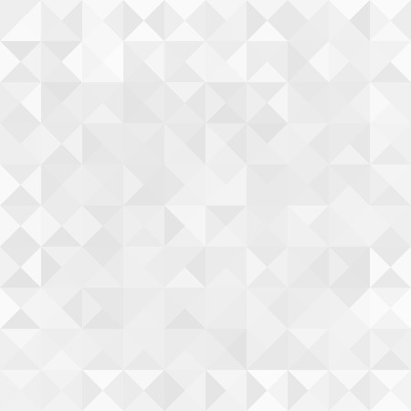 White triangular background - Eps10 vector