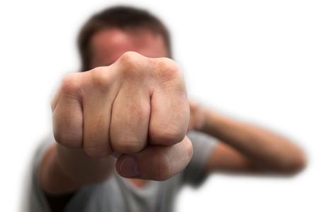 Mans fist