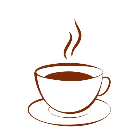 Cup of hot drink  coffee, tea, cocoa, chocolate, etc  photo