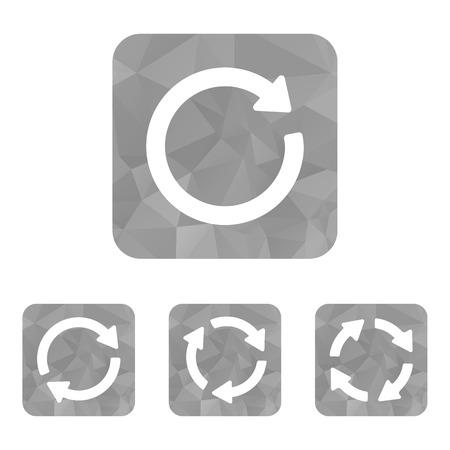 groupware: Muestra de la flecha de recarga restaure rotaci�n
