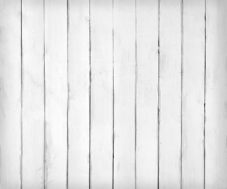 on the fence: White wooden plank texture or background