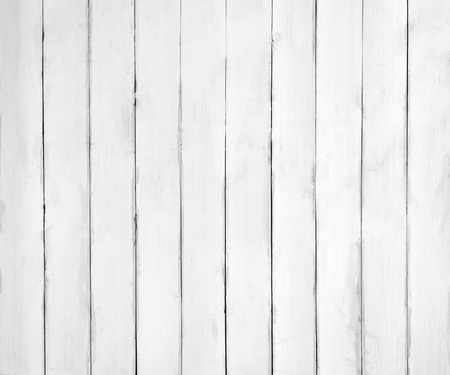 white wood floor: White wooden plank texture or background