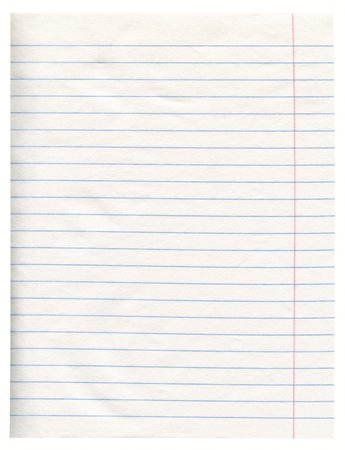 margen: Libro Blanco Line Notebook Con margen