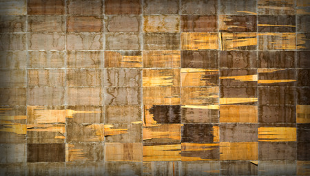 Old vintage wooden torn background