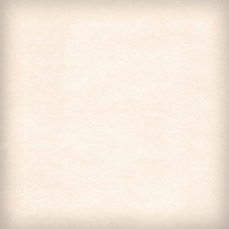 Beige paper texture with delicate vignette, subtle background photo