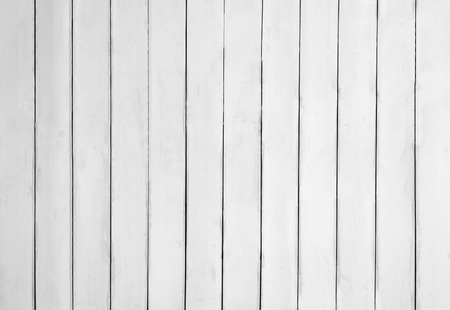 black wood texture: White wooden plank texture Stock Photo