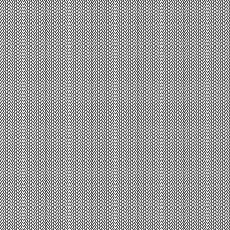 Seamless knitted hand drawn background  Vector illustration  Illustration