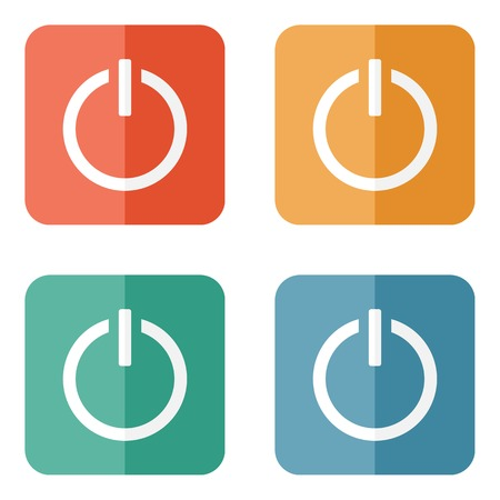 Start power button icon Vector