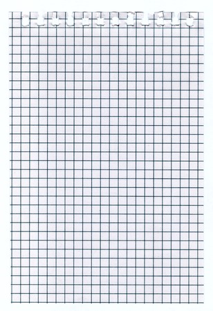 squared: White squared empty math paper sheet texture, background