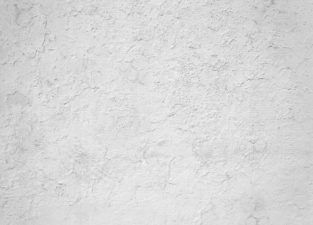 Grey white concrete dirty wall interior texture or background Reklamní fotografie