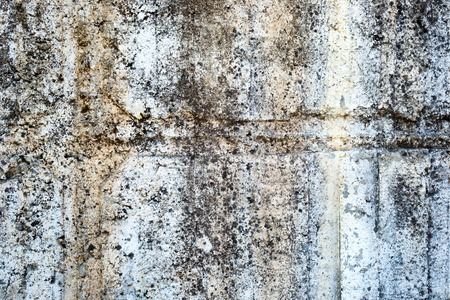 Old concrete dirty wall, rusty texture or background