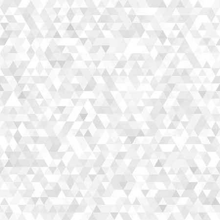 White geometric abstract background vector.