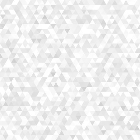 Vector de fondo abstracto geométrico blanco.