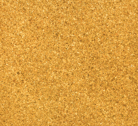 brown cork: Brown cork board blank background texture closeup.