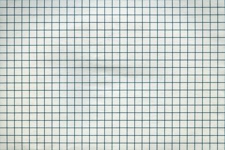 bianco cartamodello matematica texture dettagliate come sfondo.