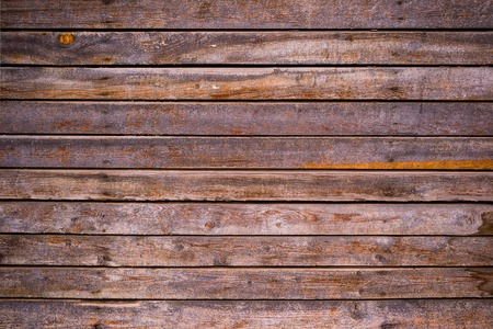 Blank brown wooden planked texture as background