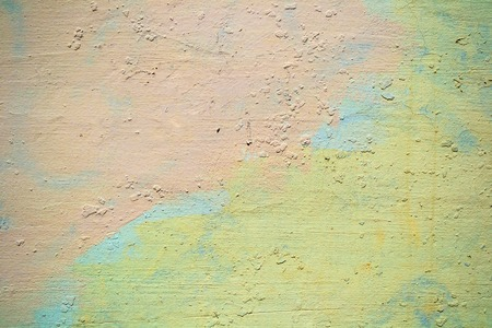 Concrete wall retro painted texture or background. Closeup