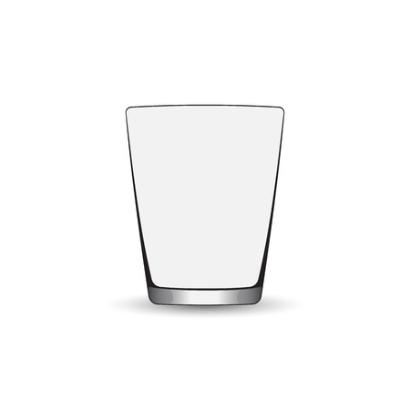 glass icon for beverage