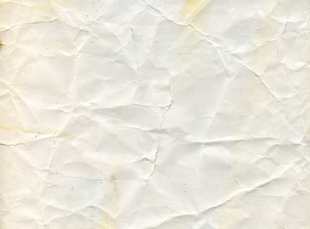 dirty sheet: Old wrinkled dirty grey paper sheet for background. Closeup