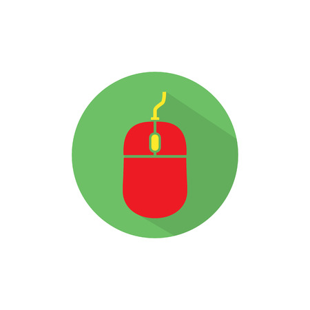 computer mouse: Computer mouse vector icon