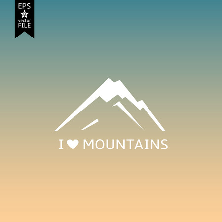 mountaintop: Mountains